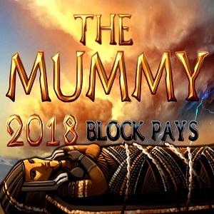 The Mummy 2018: Block Pays Slot